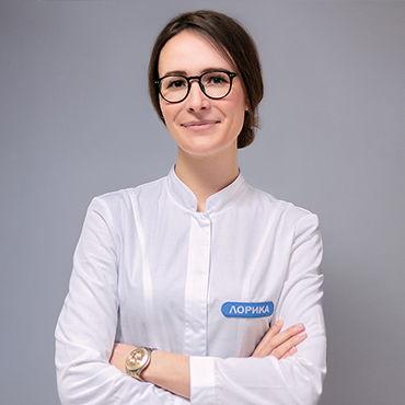 Любчак Валентина Юрьевна